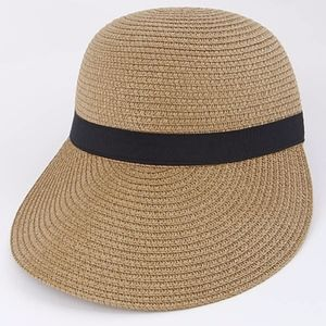 Accessories - Straw visor beach hat (3 colors) Best Seller